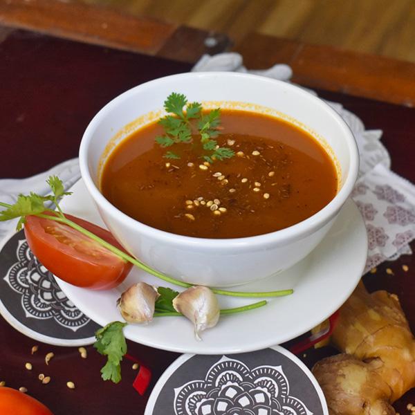 Tomato Dhania Shorba