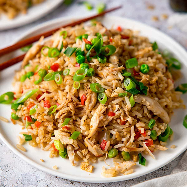 Fried Rice (Chicken)