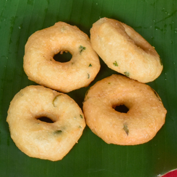 Dahi/ Sambhar Vada