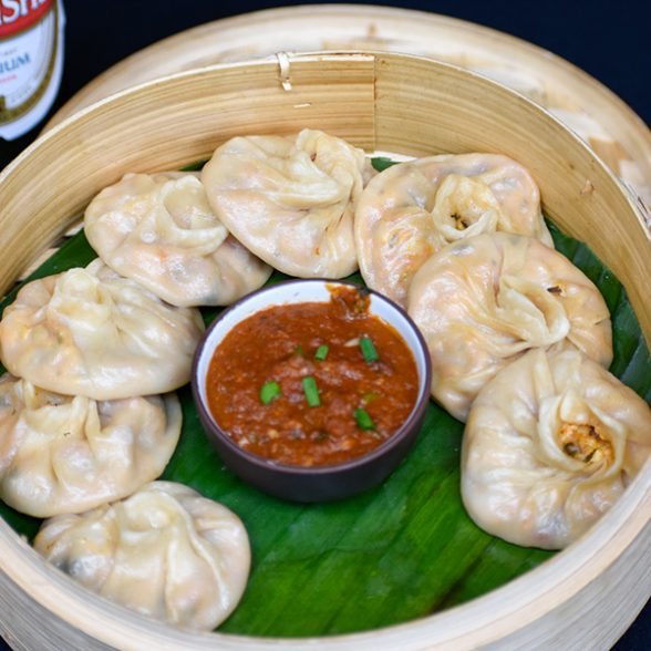 Dumplings/ Momos (Chicken)