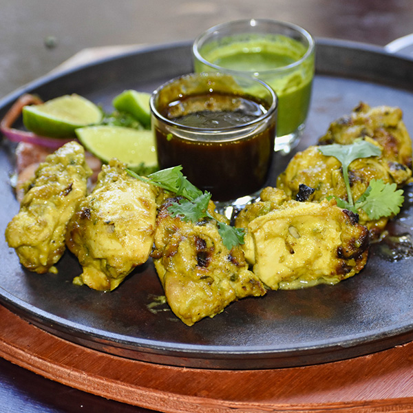 Lucknowi Chicken/Achari  Tikka