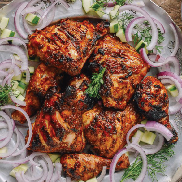 Tandoori Murg (Whole)