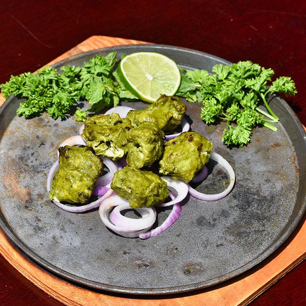 Hyderabadi Fish Tikka