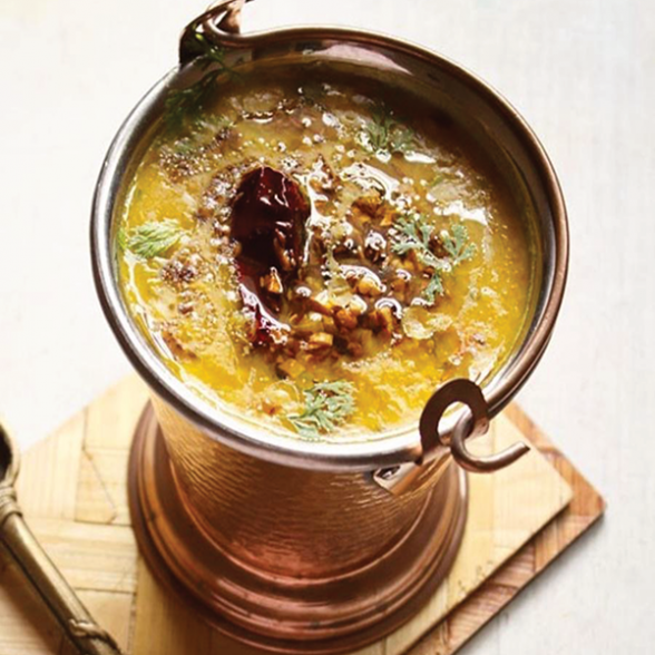 Yellow Dhaba Dal