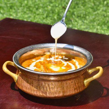 The Benaras Butter Chicken Special
