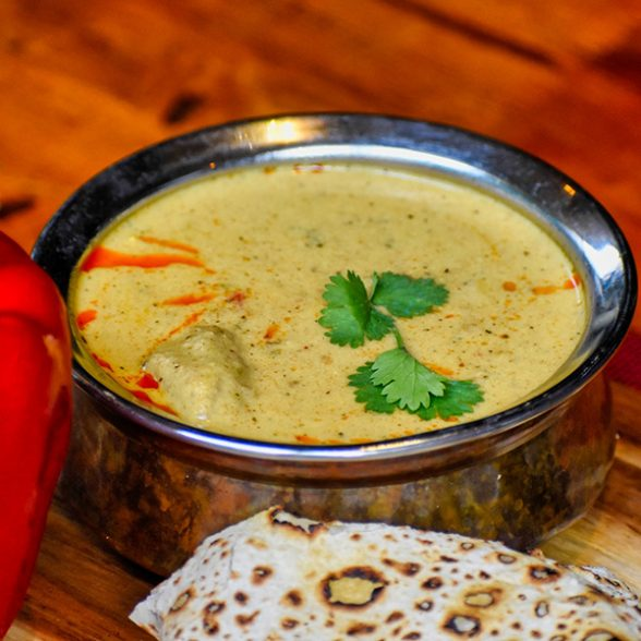 Mutton Bell Pepper Korma