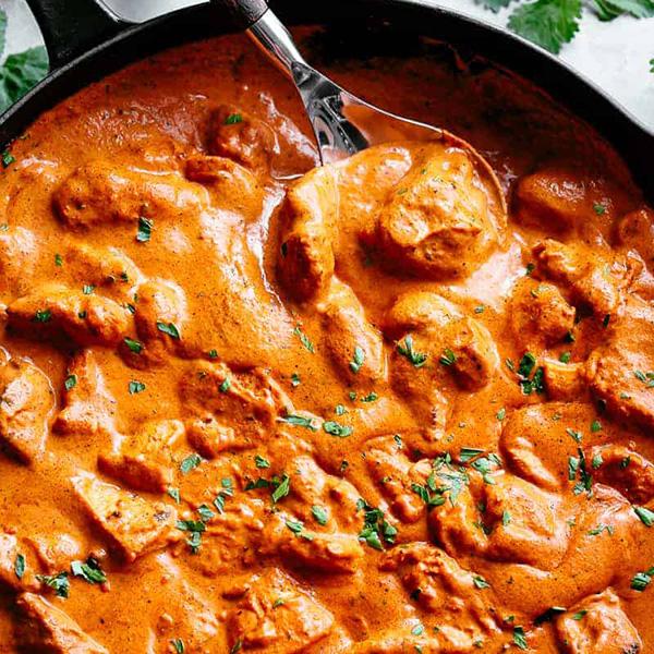 Mutton Makhani/ Butter Lamb
