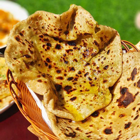 Veggie Paratha