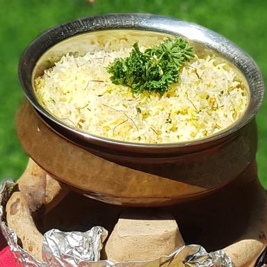 _Saffron Rice