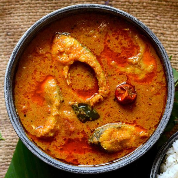 Curry Chettinad (Fish)