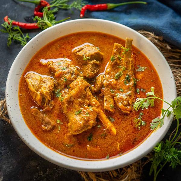 Curry Chettinad (Lamb)
