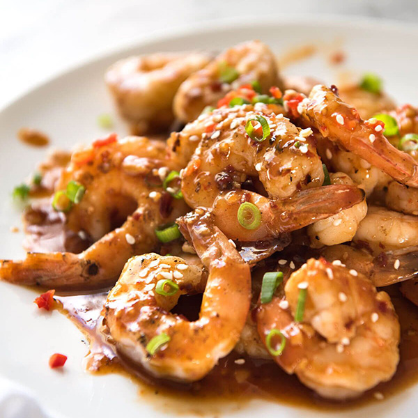 Chilli Garlic Prawn