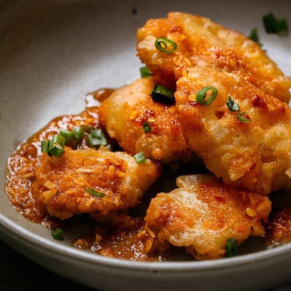 Chilli Garlic Fish