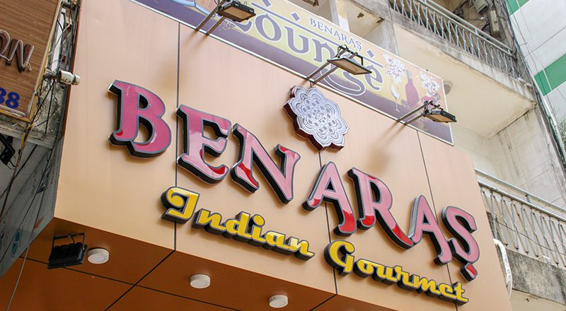 BENARAS Indian Restaurant brings healthy Indian food to Saigon
