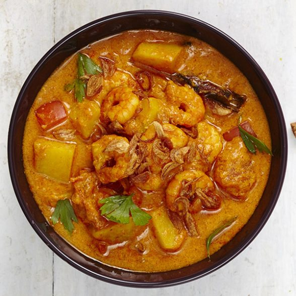 Vindaloo Curry (Prawn)