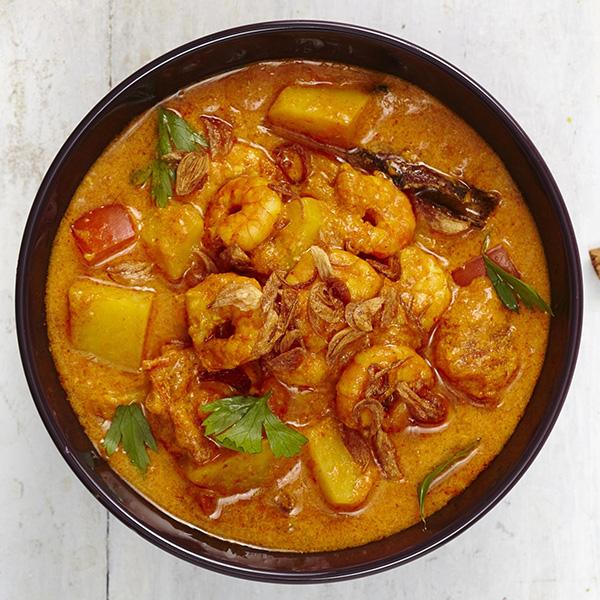 Vindaloo Curry (Prawn)