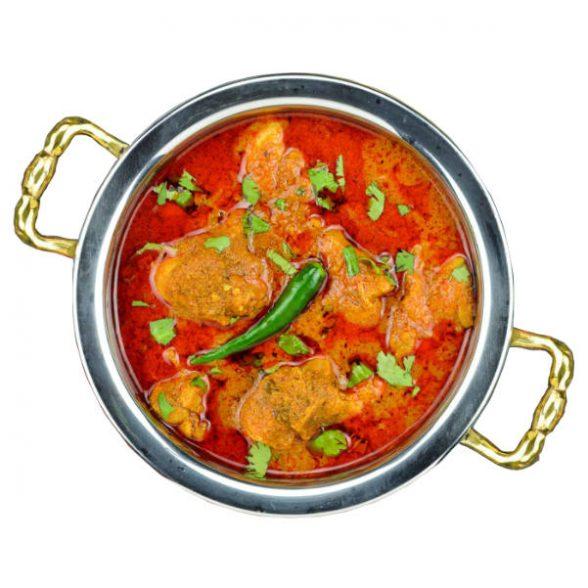 Kohlapuri Chicken Curry