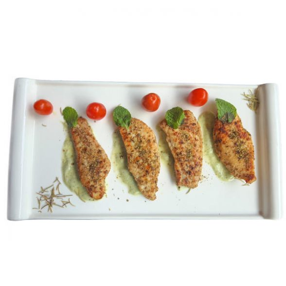 Grilled Basa Fillet