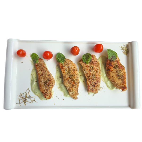 Grilled Basa Fillet