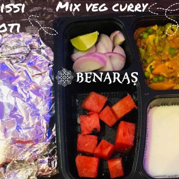 Bento Box – Mix Veg Curry