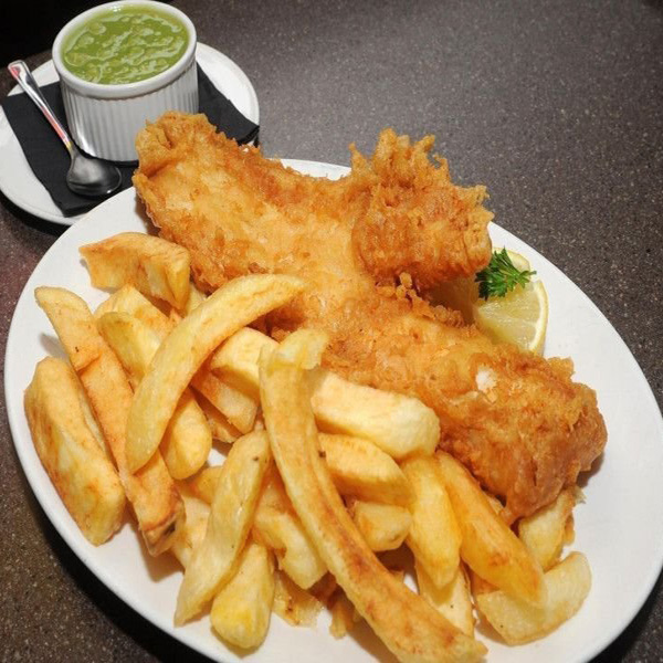 Fish and Chips (Kids)