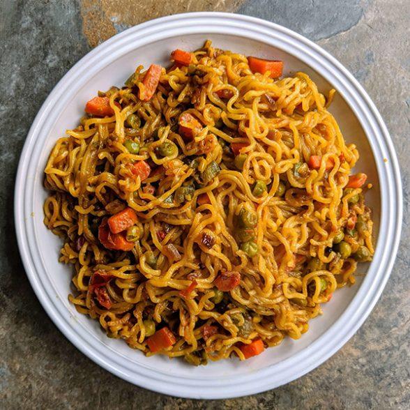 Maggi Noodles (Kids)