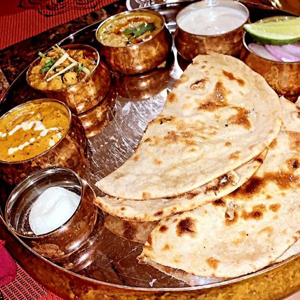 Punjabi Thali (Veg Set)