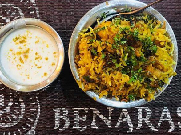 Nhà Hàng BENARAS  Indian Restaurant & Lounge