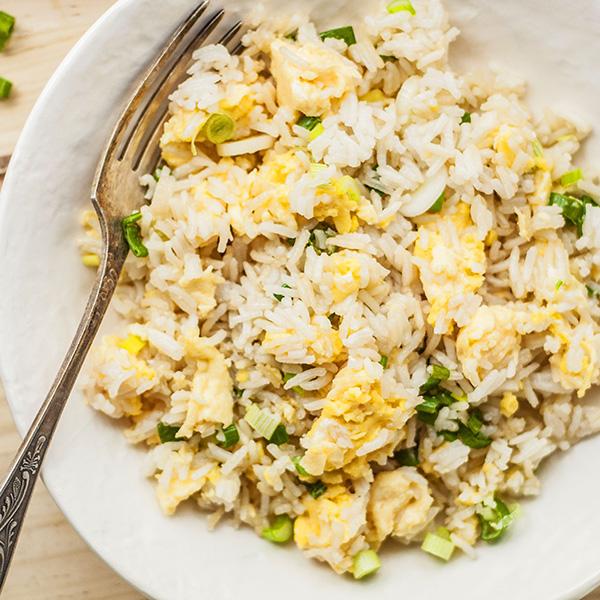 Fried Rice (Egg)