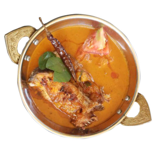 Manglorean Fish Curry