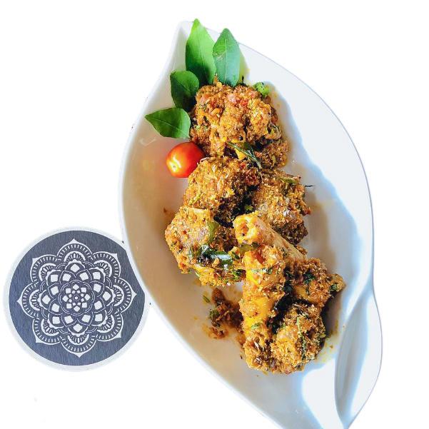 Mutton Sookha