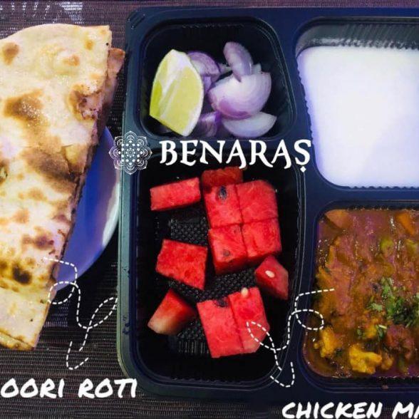 Bento Box – Chicken Masala