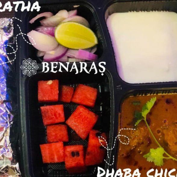 Bento Box – Dhaba Chicken