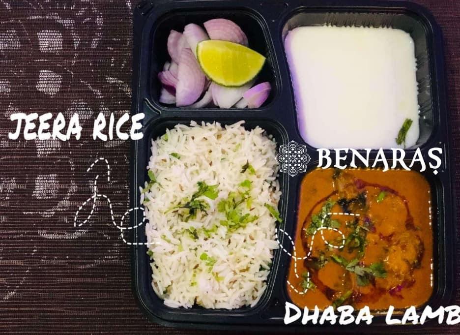 Bento Box – Dhaba Lamb