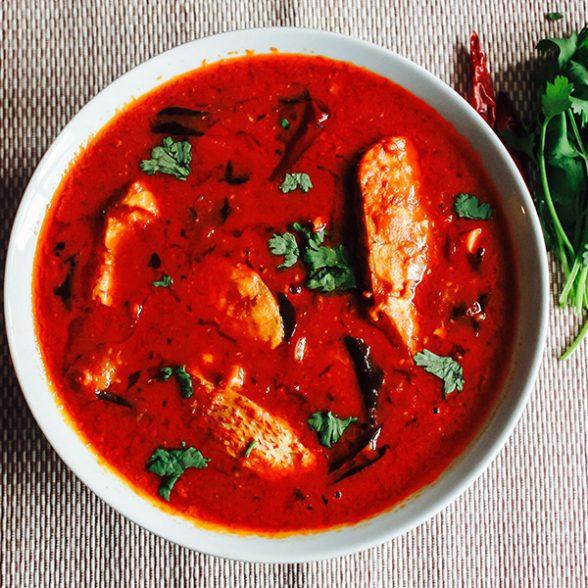 Fish Vindaloo