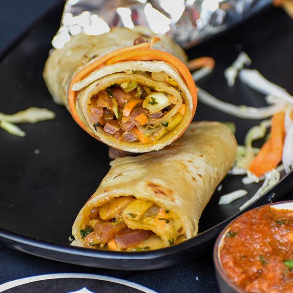 Chicken Tikka Wraps